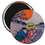 Jack Pumpkinhead #4 Magnet