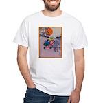 Jack Pumpkinhead #4 White T-Shirt