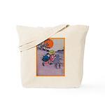 Jack Pumpkinhead #4 Tote Bag