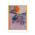 Jack Pumpkinhead #4 Mini Poster Print