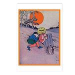 Jack Pumpkinhead #4 Postcards (Package of 8)