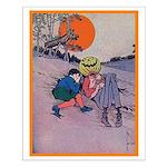 Jack Pumpkinhead #4 Small Poster