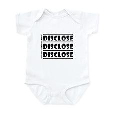 Compliance Disclosure Infant Bodysuit