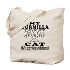 Burmilla Cat Designs Tote Bag
