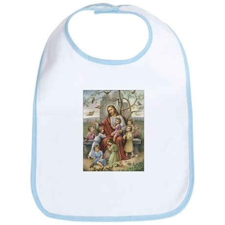 Jesus and Children Bib
