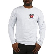 Advanced SCUBA Diver Long Sleeve T-Shirt