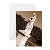 Cool Gravestone Greeting Cards (Pk of 10)