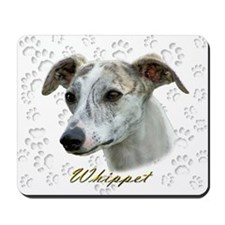 Whippet - Sight Hound - Show Dog Mousepad