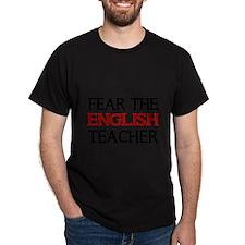FEAR THE ENGLISH TEACHER 2 T-Shirt