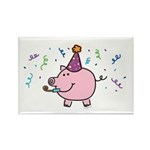 Party Rectangle Magnet (100 pack)