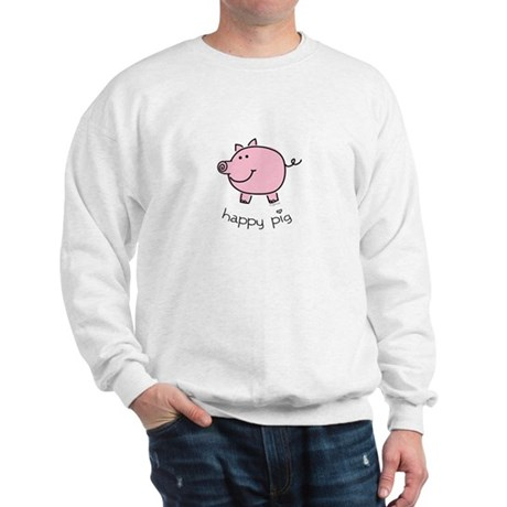 Happy Pig Sweatshirt