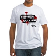 Bulletproof Soldier | Fitted T-shirt