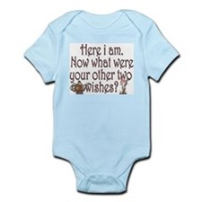 Two wishes Infant Bodysuit