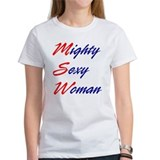 Mighty Sexy Woman Tee