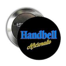 """Handbell Aficionado Black 2.25"""" Button (100 pack)"""