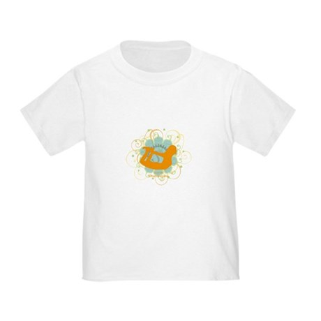 Get it om. Yoga Bow Pose Toddler T-Shirt