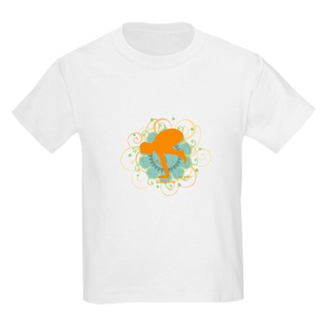 Get it Om. Crow Posture, Yoga Kids T-Shirt
