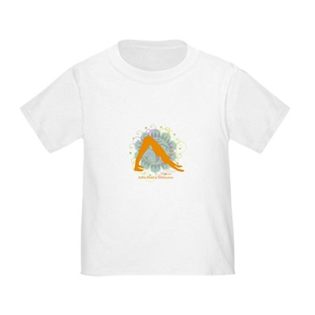 Get it Om. Downward Dog, Yoga Toddler T-Shi