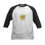 Get it Om. Half Moon Yoga Pos Tee