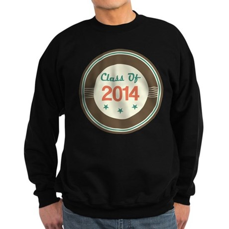 Class of 2014 Vintage Sweatshirt (dark)
