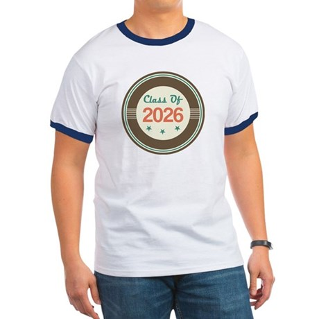 Class of 2026 Vintage Ringer T