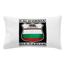 California Bulgarian American Pillow Case
