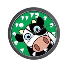 Happy Cow Wall Clock