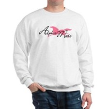 Alpha Mare Saying Sweatshirt