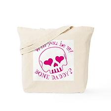 Bone Daddy Tote Bag