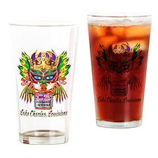 Lake Charles Drinking Glass