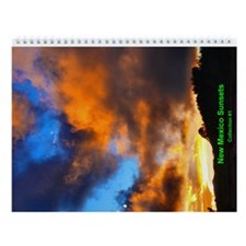 Wall Calendar - NM Sunsets (collection 1)