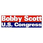 Bobby Scott Bumper Sticker