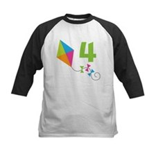 4th Birthday Kite Tee