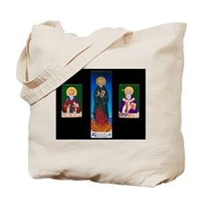 Celtic Triptych Tote Bag
