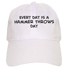 Hammer Throws day Baseball Cap