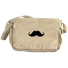 Mustach Messenger Bag