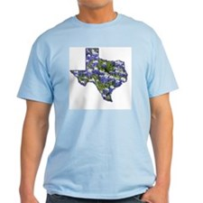Texas Bluebonnets T-Shirt