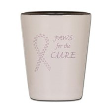 btn_paw4cure_orchid Shot Glass