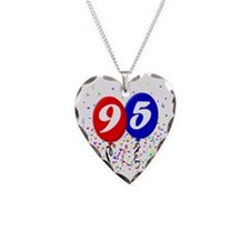 95bdayballoon Necklace