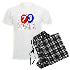 73_bdayballoon Pajamas