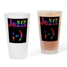 Jsmile1_cz Drinking Glass