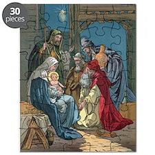 Wise Men Visit Puzzle