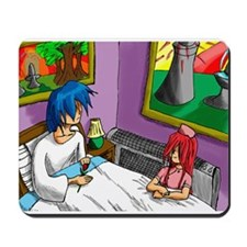 Paintings Mouse Pad