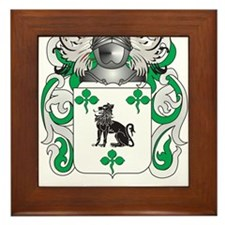 Killian Coat of Arms (Family Crest) Framed Tile