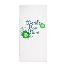 Worlds Best Mimi Beach Towel