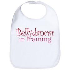 Belly dancer in training: Bib