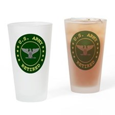 retiredarmycolonel.gif Drinking Glass