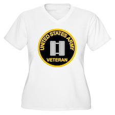 ArmyVeteranCaptai T-Shirt