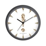 Tortoise Shell ! Wall Clock