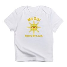 My Gigi Makes Me Laugh Infant T-Shirt